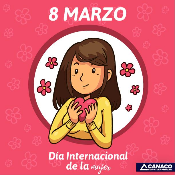 DíaInternacionalDeLaMujerCANACO