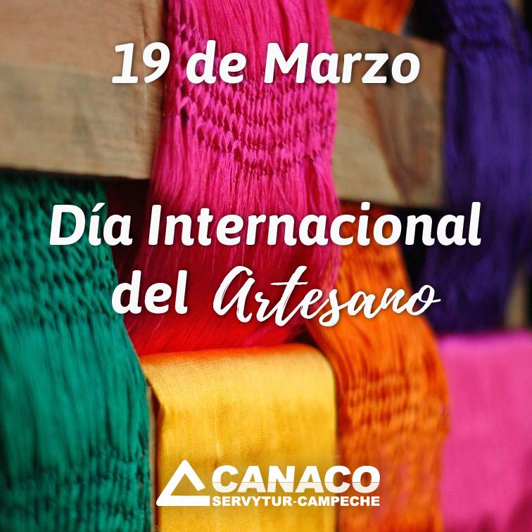 DíaInternacionalDelArtesanoCANACO